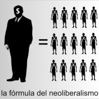 La inmoralidad del neoliberalismo.