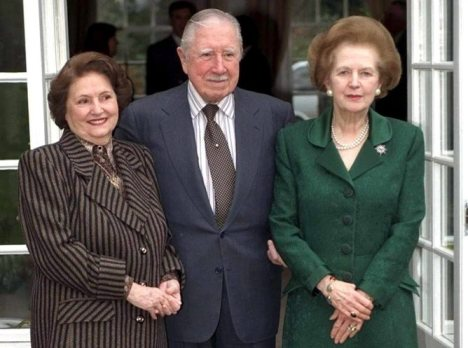 FILE BRITAIN OBIT MARGARET THATCHER
