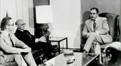 Fiedman y Pinochet