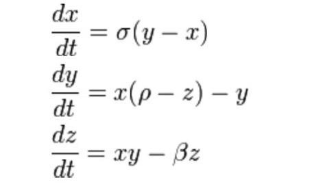 lorenzequations
